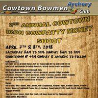 Iron Cowpatty Money Shoot
