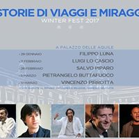 Winter Fest a Palazzo delle Aquile e rifugio antiaereo