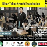 Bihar Talent Search Examination
