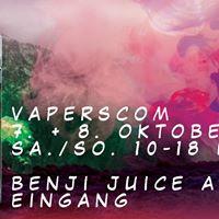 VapersCom (E-Dampfermesse)