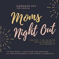 3rd Annual Moms Night Out