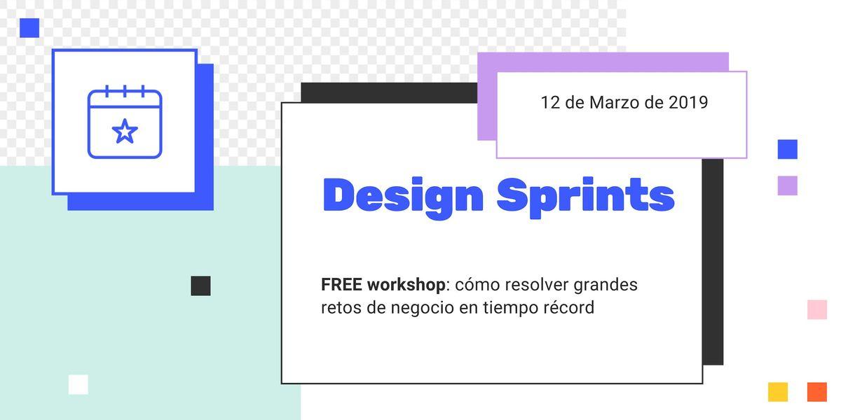 FREE workshop Introduccin a los DESIGN SPRINTS
