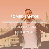 Romeo Santos in Montreal
