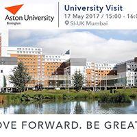 Aston University Visiting SI-UK Mumbai