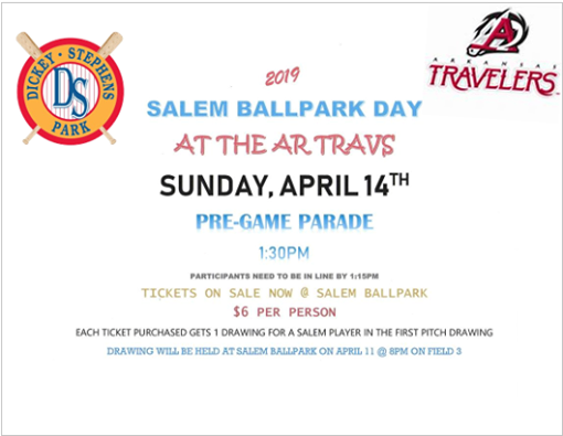 Salem Ballpark Day