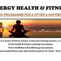6 Week Health &amp Fitness Programme