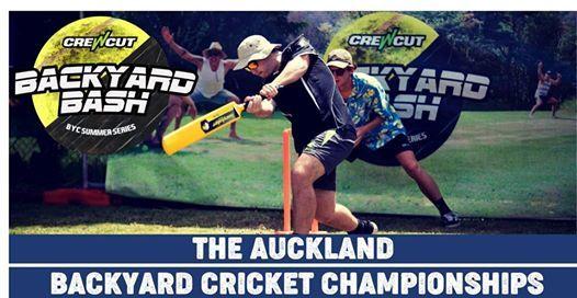 2019 Auckland Backyard Cricket Championships At Pakuranga United