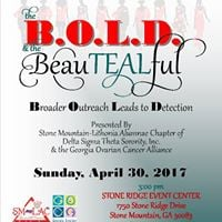 The BOLD &amp the BeauTEALful