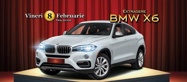 BMW X6320.000 lei