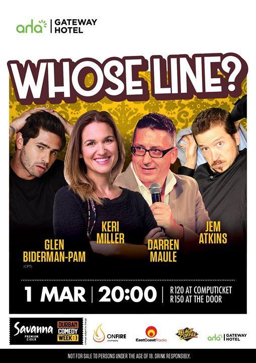 Whose Line