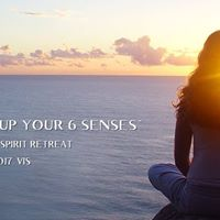 Waking up your 6 senses - Vis 2017.