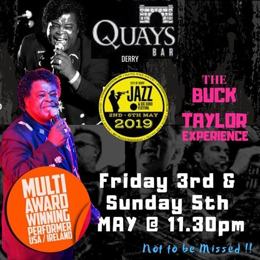 The Quays - Buck Taylor