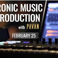 Electronic Music Production - Pavan Kumar - Nathaniel School