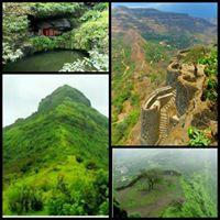 One Day Monsoon trek to Tikona Fort on 17-June-2017