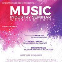 Music Industry Seminar Wexford 2017
