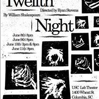 Twelfth Night - USC Lab Theatre