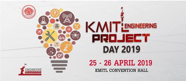 KMITL Engineering Project Day 2019