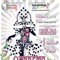 Sanremo Bodypainting Contest