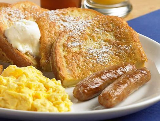 Charity Family Breakfast (Free Will Offering)