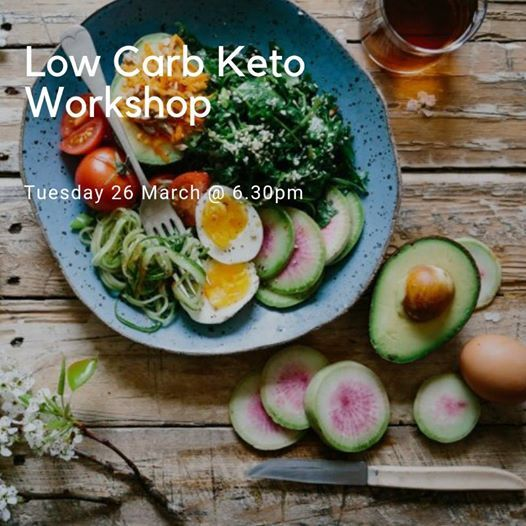 Low Carb  Keto Workshop
