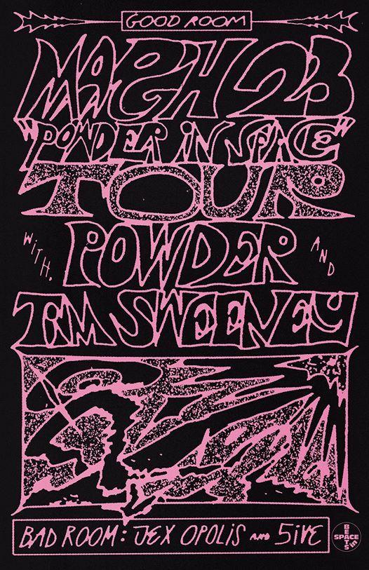 Powder in Space with Powder Tim Sweeney Jex Opolis 5ive