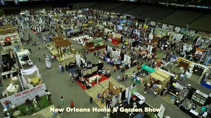 New Orleans Home U0026 Garden Show 2018