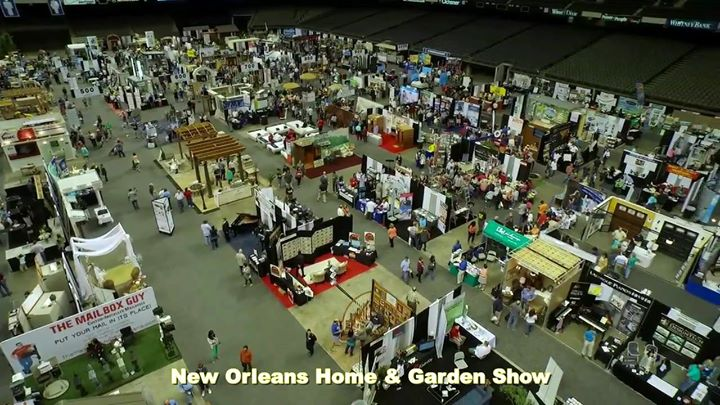 Lovely New Orleans Home U0026 Garden Show 2018