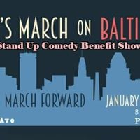 Comedy Benefit show for Womens March