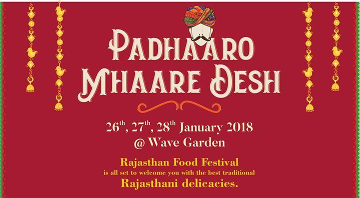 Rajasthani Food Fest