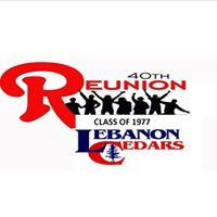 Lebanon Sr. High School Class of 1977 40th Year Reunion