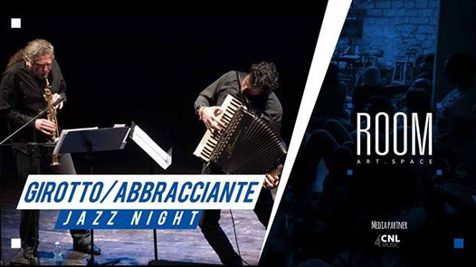 Jazz Night with Javier Girotto & Vince Abbraciante at Room