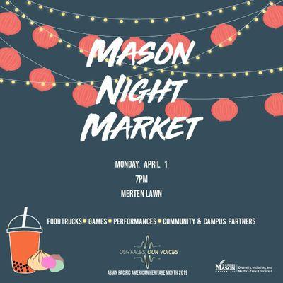 2nd Annual Mason Night Market
