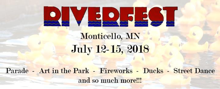 Monticello Riverfest 2018