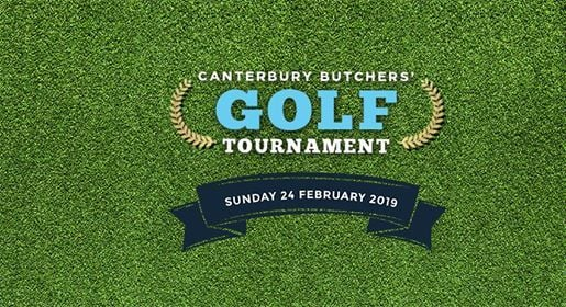 Canterbury Butchers Golf Tournament 2019