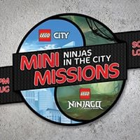 Ninjas in the city - LEGO Ninjago and LEGO City