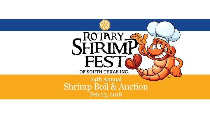 2018 ShrimpFest at Casa de la Amistad, Harlingen