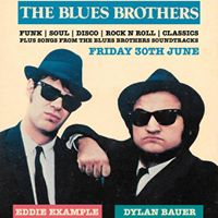 The Blues Brothers themed night  Free entry