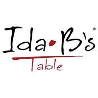 Ida B's Table