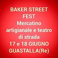 Mercatino dell artigianato &quotBaker Street Fest&quot