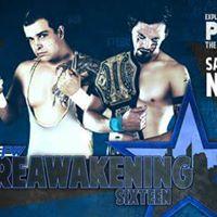 Live Wrestling - November 25th - ReAwakening 16