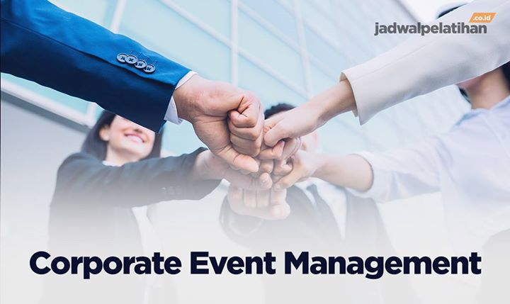Pelatihan Corporate Event Management
