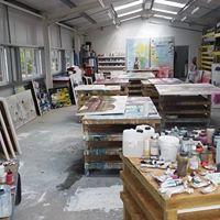 Jessica Zoob Open Studio