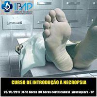 Curso de Introduo  Necropsia AraraquaraSP