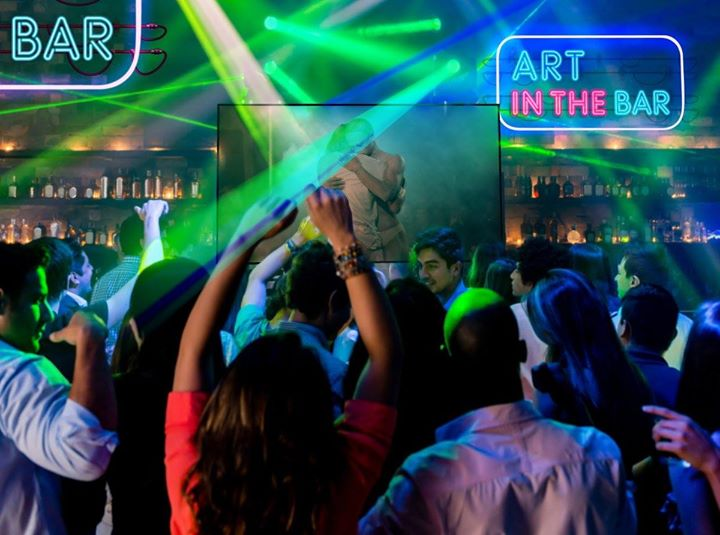 Art In The Bar by CoBo Social (one night only)