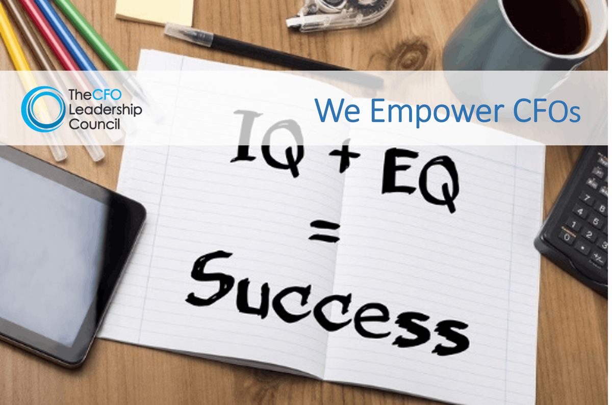EQ vs. IQ The Professional Battle for Success - Orange County Chapter The CFO Leadership Council