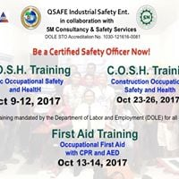 Construction Occupational Safety and Health Seminar