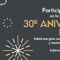 Gala 30 aniversario Ticana