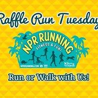 NPR Running - Raffle Run or Walk