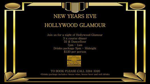 NYE - Hollywood Glamour