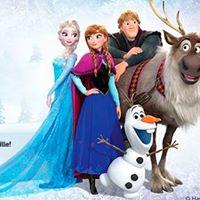 Show ao Vivo - Frozen - Uma aventura Congelante